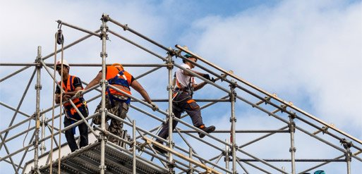 Commercial Scaffolding Leicester